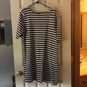 Dresses & Skirts - Women's striped dress